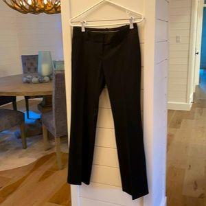 Ann Taylor petite black dress trouser
